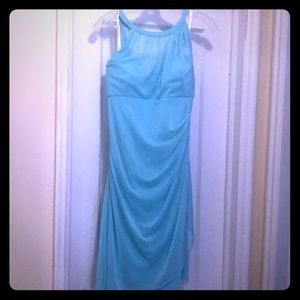 Short summer bridesmaid dress size 12